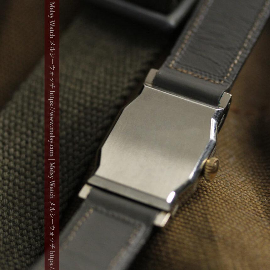 趣きある寂びの美しさ ウォルサムのアンティーク腕時計 【1930年頃】-W1531-18