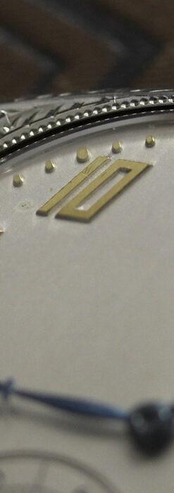 特殊な五角形 グリュエンのアンティーク懐中時計 【1930年頃】-P2307-20