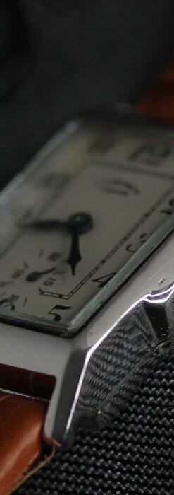 英国ベンソンの古風で愛らしいアンティーク腕時計 【1930年頃】-W1534-12