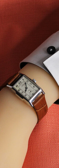 英国ベンソンの古風で愛らしいアンティーク腕時計 【1930年頃】-W1534-21