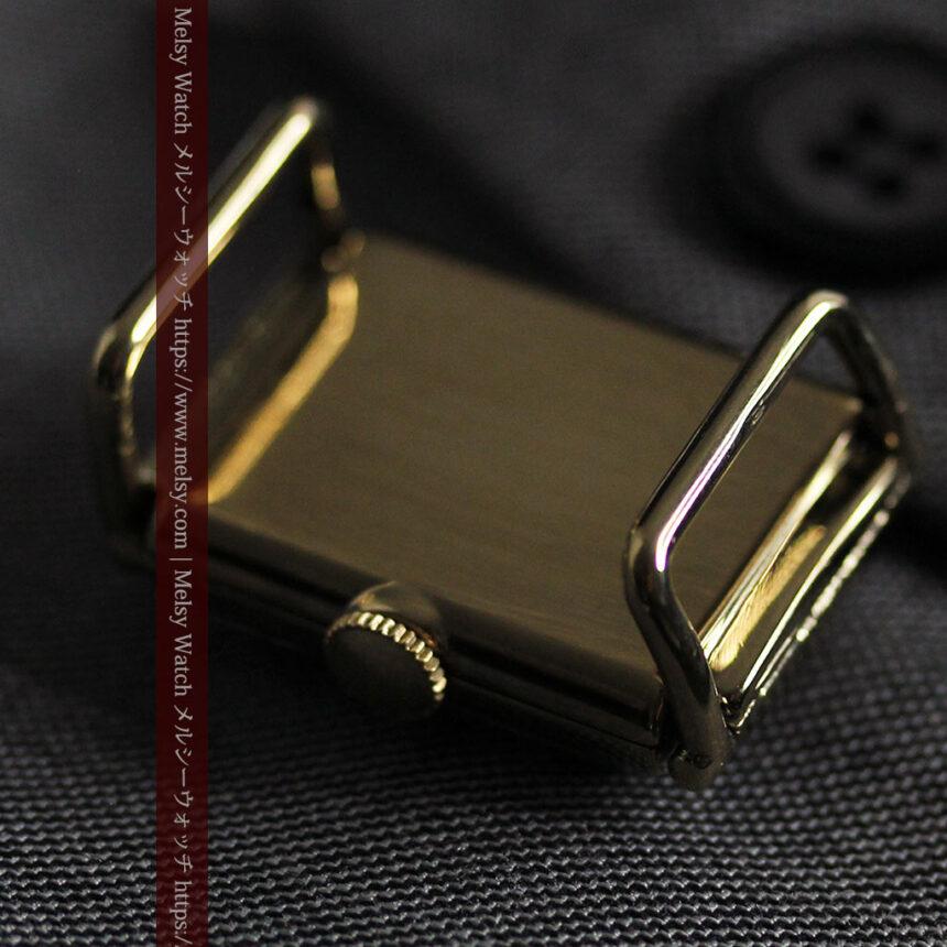 着け方を選んで楽しむ華麗なハミルトンのアンティーク腕時計 【1940年頃】-W1535-4