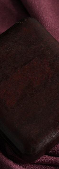 英国ベンソンの風格溢れる金無垢アンティーク懐中時計 【1931年頃】箱付き-P2310-24