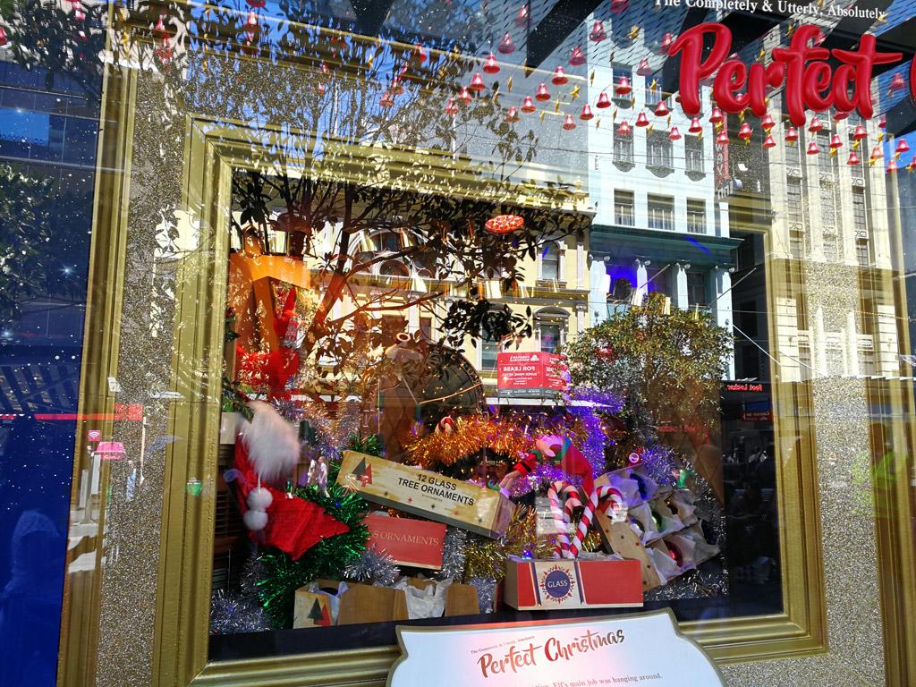 メルボルンのクリスマス