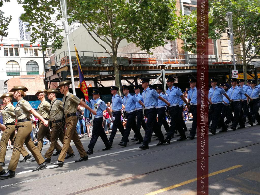 オーストラリアの軍人