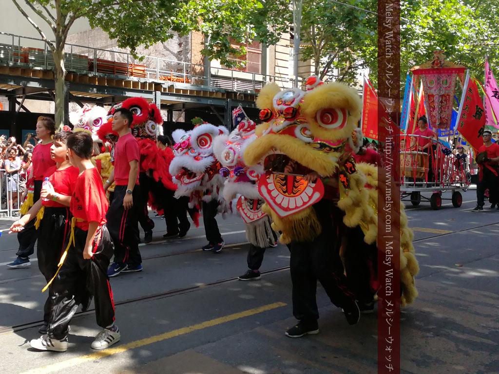 中国の移民団体