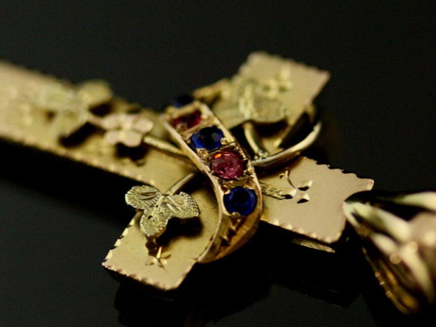 金無垢クロス-A0157-11