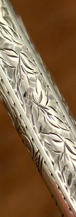 銀の鉛筆ホルダー-A0177-2