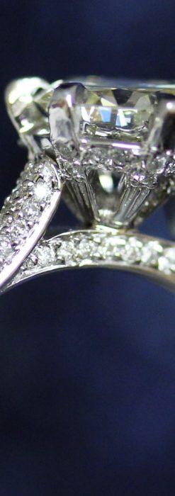 137石のダイヤモンドと18金の指輪-A0199-2