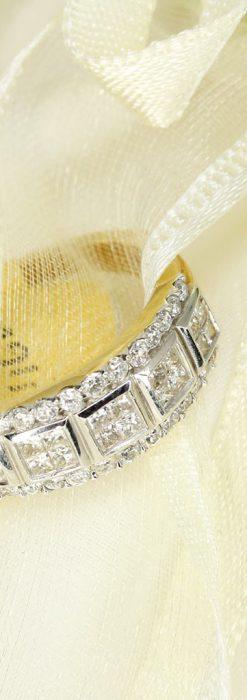 14金のダイヤモンドリング-A0229-2