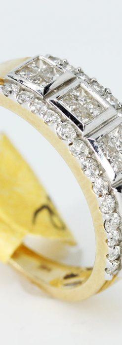 14金のダイヤモンドリング-A0229-3