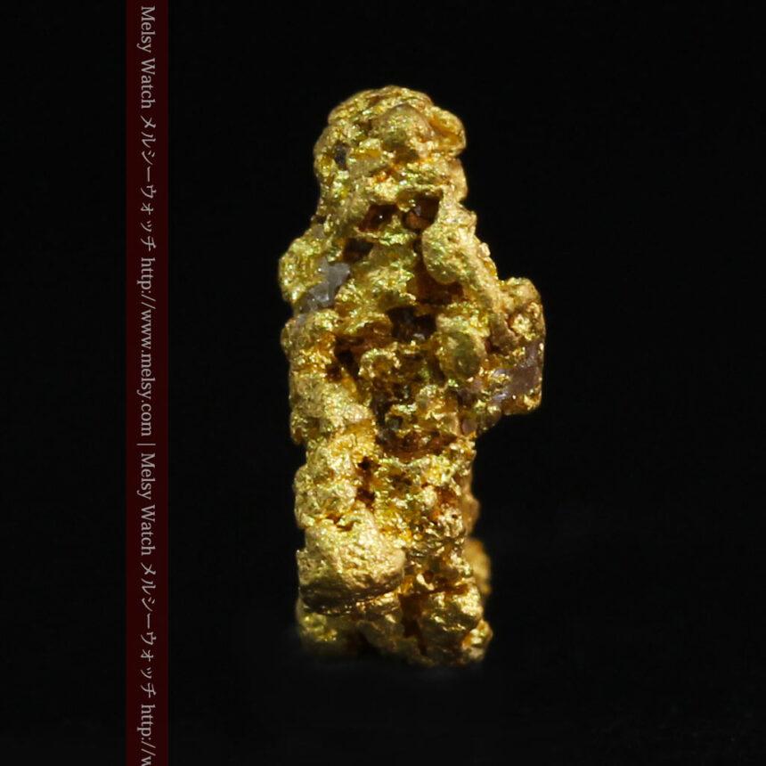 0.86gの小さな自然金-A0254-3