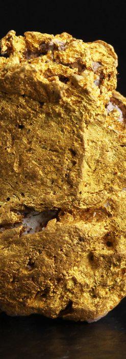 約12gの大粒西オーストラリア州産の自然金-A0255-1