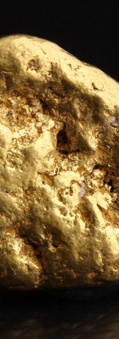 約6gの丸みある大粒の自然金・オーストラリア産-A0262-2