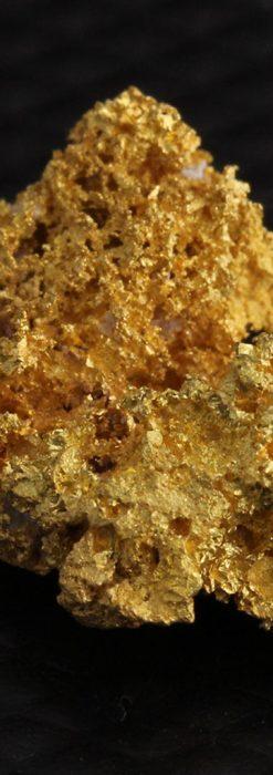 3.4gの非常に細やかで繊細な自然金-A0268-1