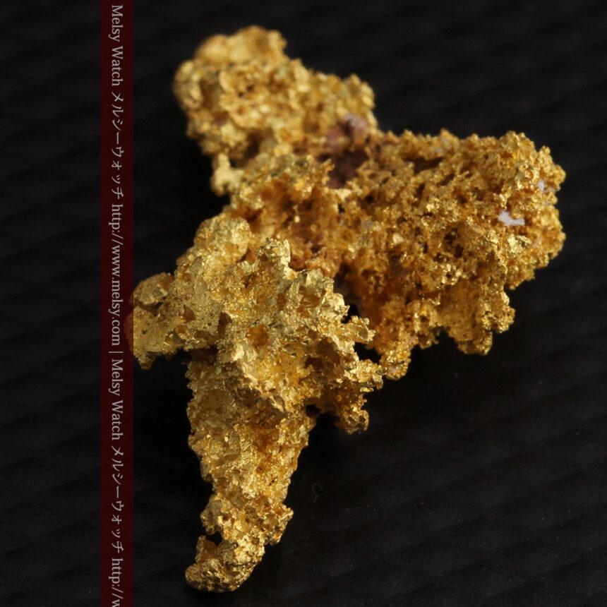 3.4gの非常に細やかで繊細な自然金-A0268-13