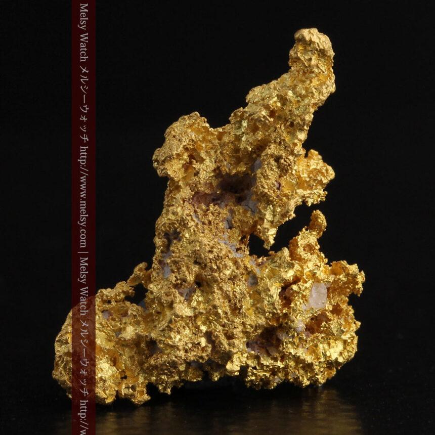 3.4gの非常に細やかで繊細な自然金-A0268-2