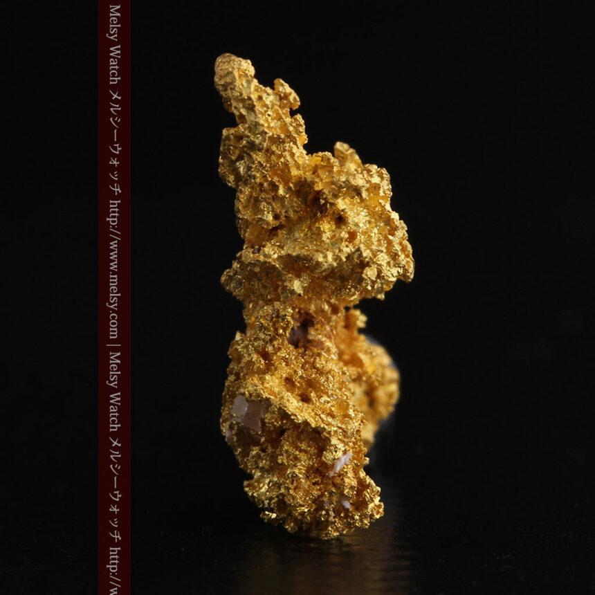 3.4gの非常に細やかで繊細な自然金-A0268-4