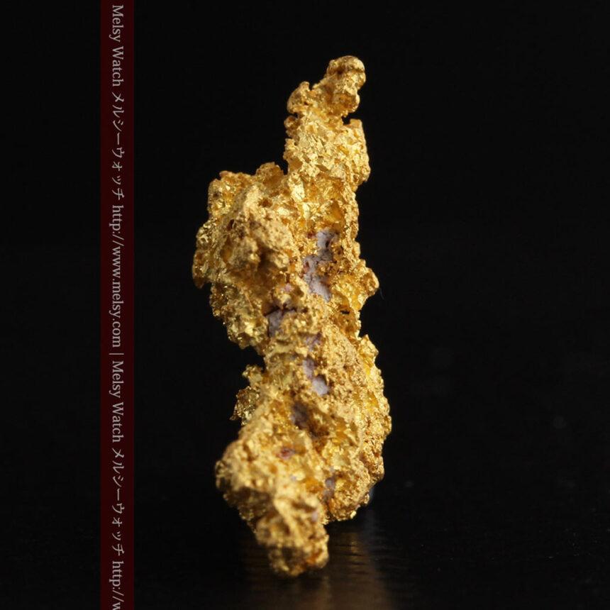 3.4gの非常に細やかで繊細な自然金-A0268-5