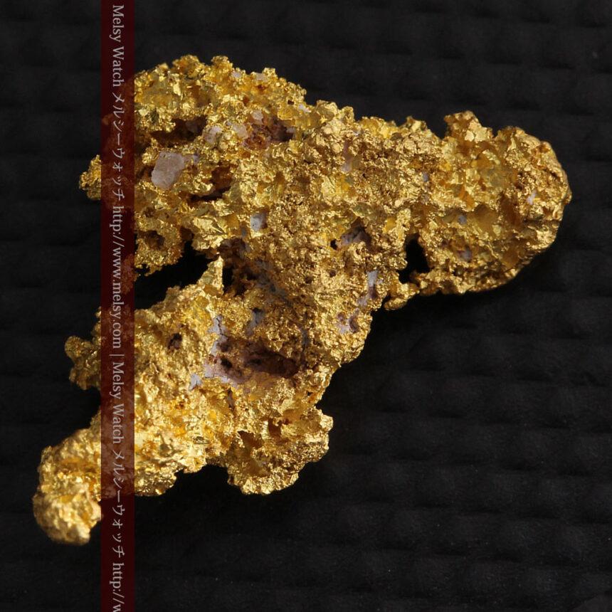 3.4gの非常に細やかで繊細な自然金-A0268-7