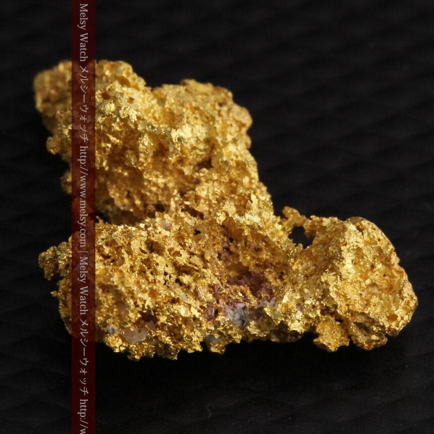 3.4gの非常に細やかで繊細な自然金-A0268-9