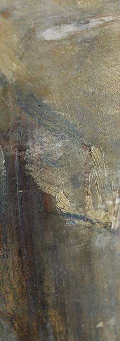 大森安仁子 Annie Barrows Shepleyの描いた姪 1898年作 -大河ドラマいだてん大森兵蔵の妻-A0280-18