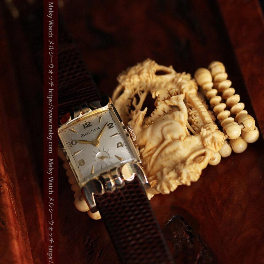 透かし彫りのアンティークブレスレット 【19世紀頃】-A0304-1