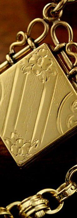 懐中時計チェーン-C0292-1