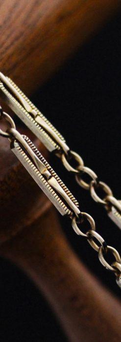 懐中時計チェーン-C0385-7