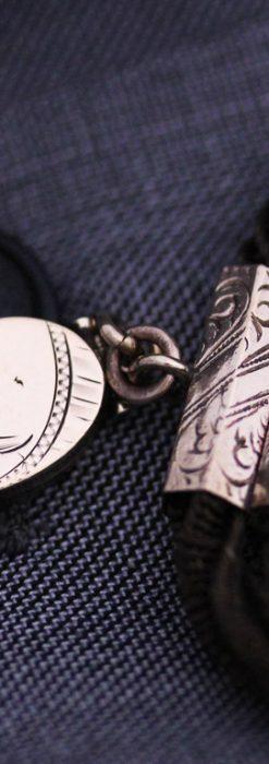 懐中時計チェーン-C0389-3