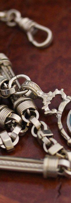 懐中時計チェーン-C0406-6