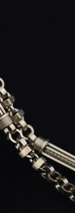 懐中時計チェーン-C0406-9