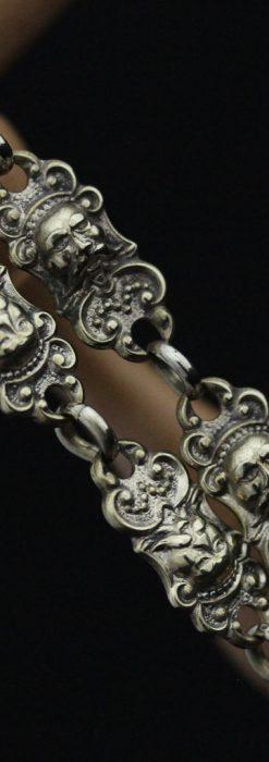 アンティーク懐中時計チェーン-C0443-1