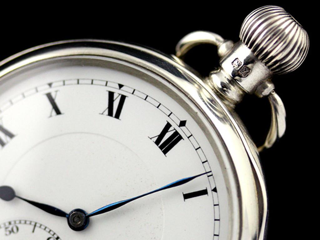 ロレックスのアンティーク懐中時計-P2050-2