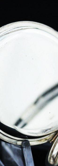 ベンソン&ロンジンのアンティーク懐中時計-P2064-22