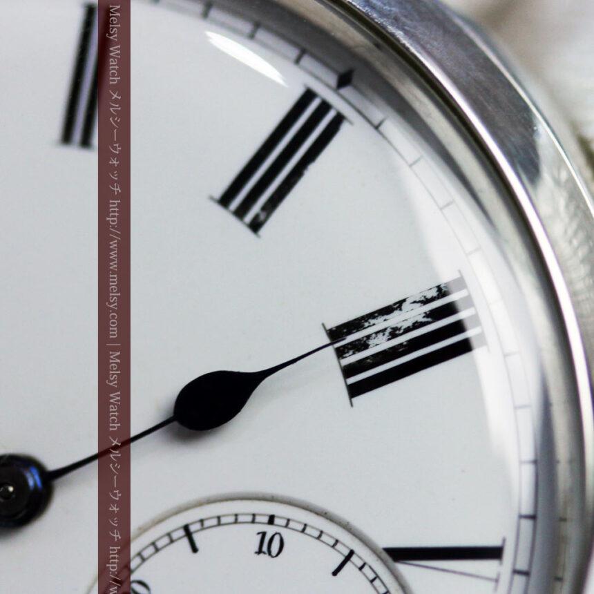 ベンソン&ロンジンのアンティーク懐中時計-P2064-25
