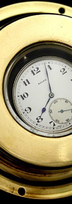 ロレックスのアンティーク懐中時計-P2067-2