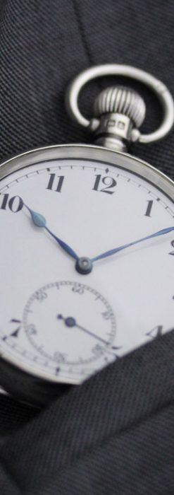 ロレックスのアンティーク懐中時計-P2079-1