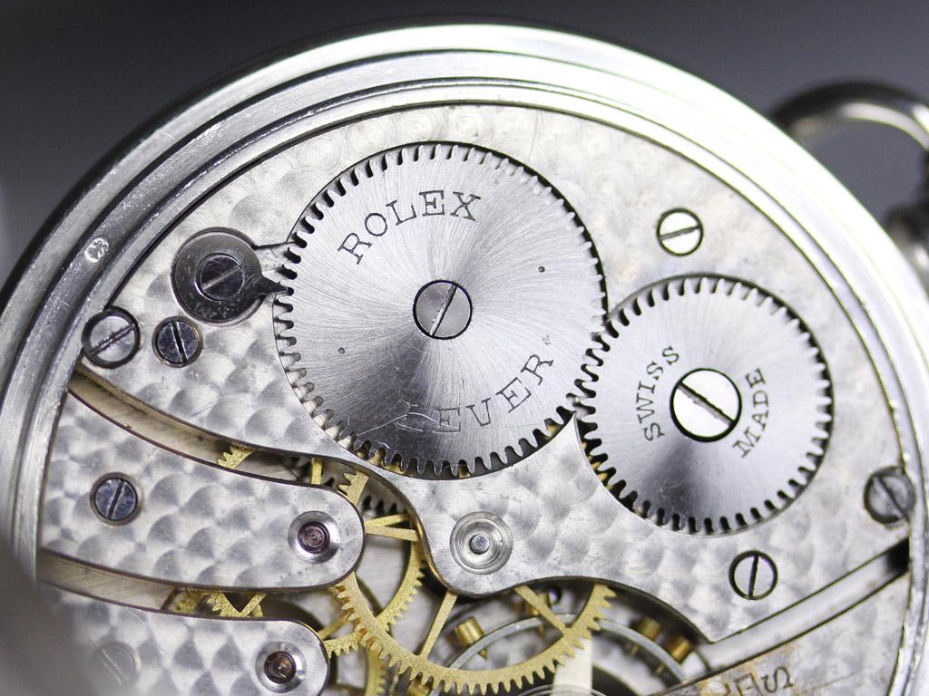 ロレックスのアンティーク懐中時計-P2079-2