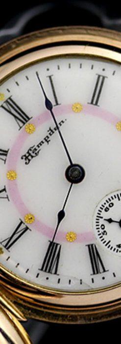 ハンプデン懐中時計-P2082-2