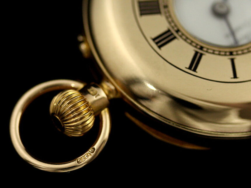 ベンソン懐中時計-P2089-10