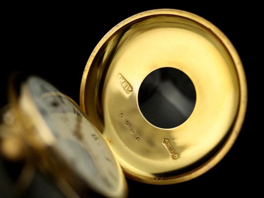 ベンソン懐中時計-P2089-11