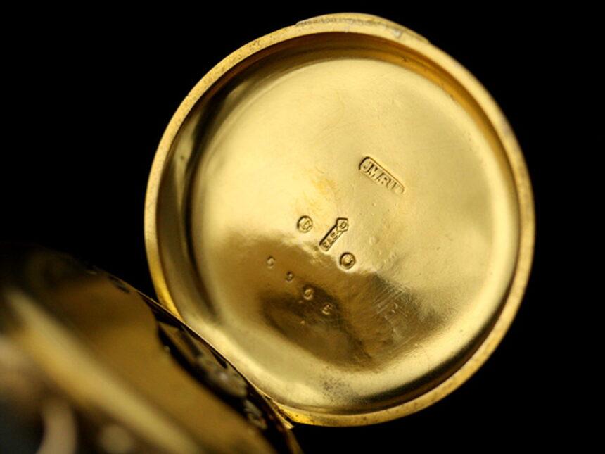 ベンソン懐中時計-P2089-13
