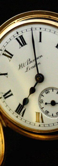 ベンソン懐中時計-P2089-2
