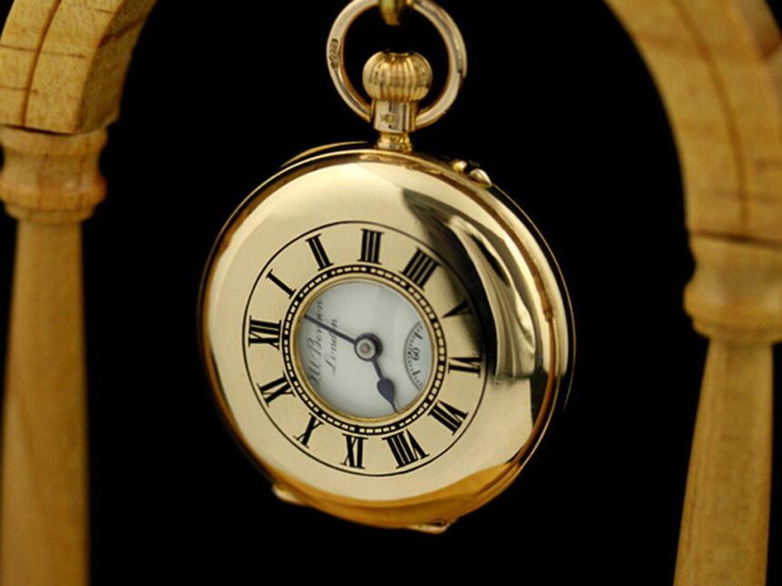ベンソン懐中時計-P2089-3