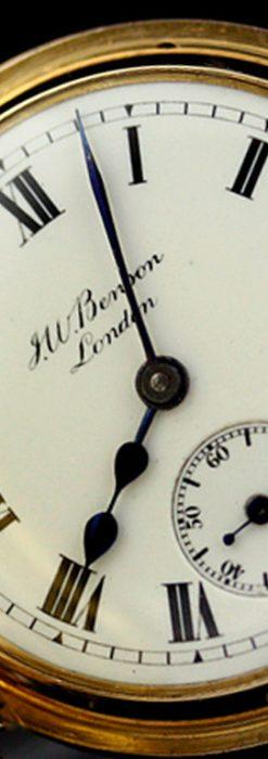 ベンソン懐中時計-P2089-7