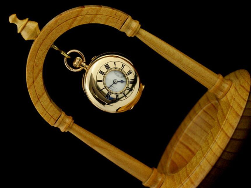 ベンソン懐中時計-P2089-8