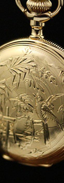 エルジン懐中時計-P2093-2