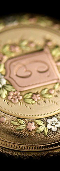エルジンのアンティーク懐中時計-P2113-11