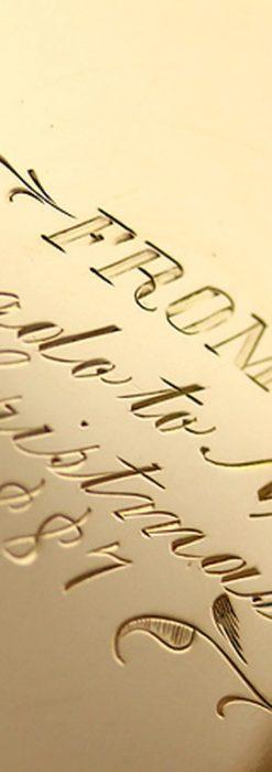 エルジンのアンティーク懐中時計-P2113-5