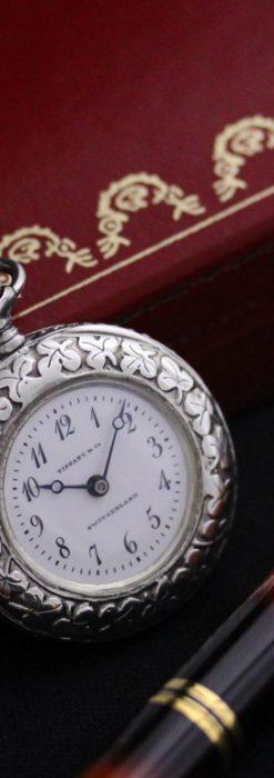ティファニーのアンティーク懐中時計-P2122-2